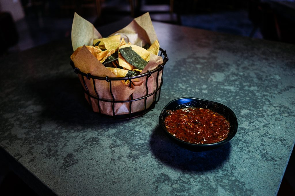 Don Orange Chips & Salsa